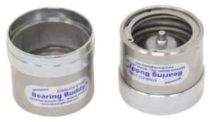 Bearing Buddy Bearing Protectors  Model 2441SS  Stainless Steel (Pair) Bearing Buddy Trailer