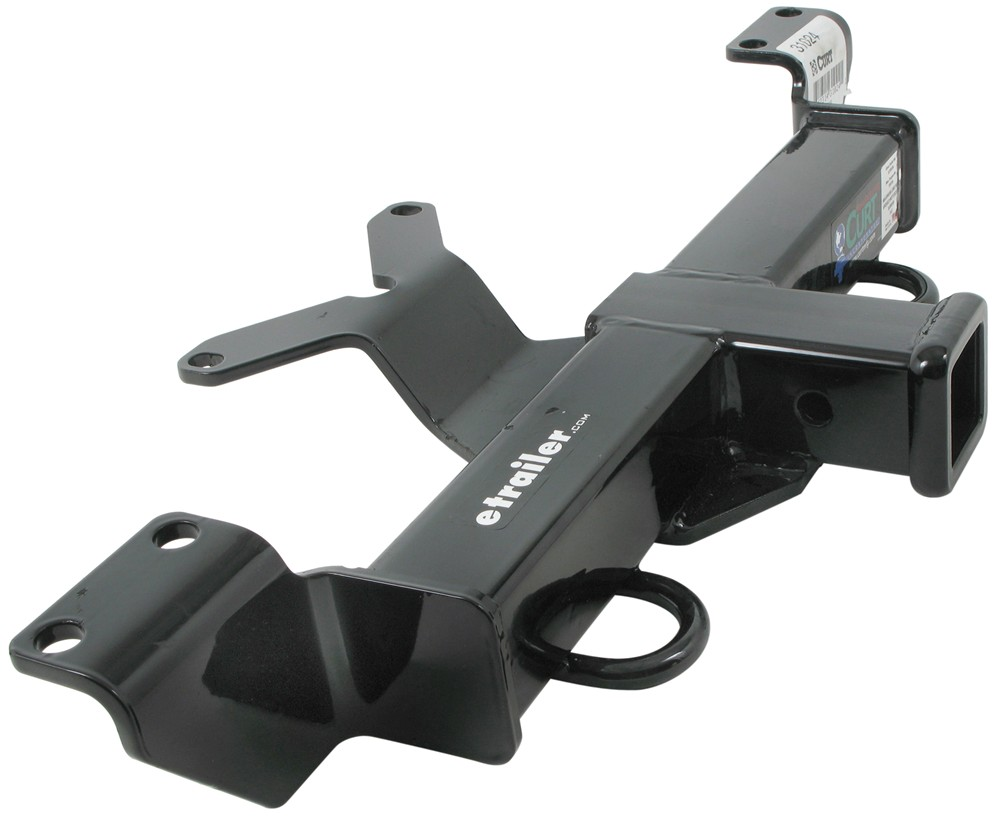 hight resolution of front hitch c31024 square tube curt