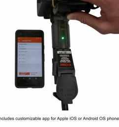 curt echo mobile trailer brake controller wireless 1 to 2 axles proportional curt brake controller c51180 [ 993 x 1000 Pixel ]