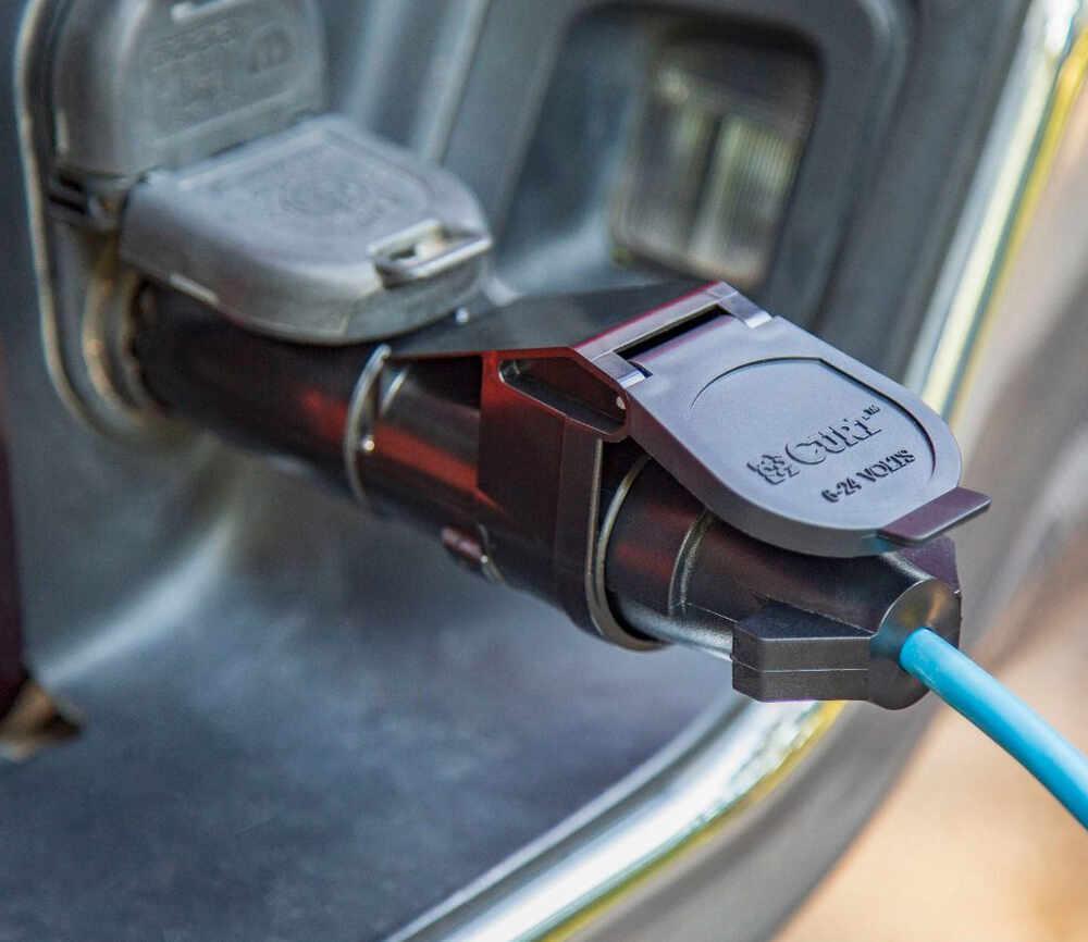 medium resolution of curt echo mobile trailer brake controller wireless 1 to 2 axles proportional curt brake controller c51180