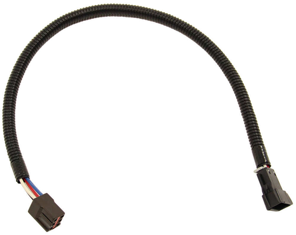 medium resolution of curt custom wiring adapter for trailer brake controllers dual plug in curt accessories and parts c51322