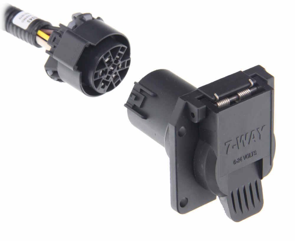 medium resolution of audi q7 trailer hitch wiring adapter