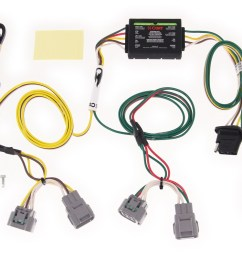 curt t connector vehicle wiring harness with 4 pole flat trailer rh etrailer com curt trailer wiring diagram six pin wiring harness curt [ 1000 x 798 Pixel ]