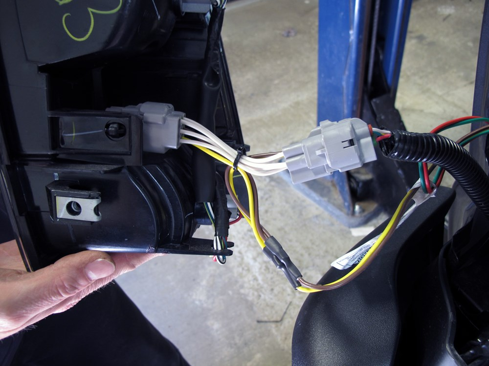 trailer wiring for toyota tacoma