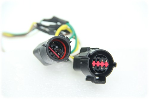 Custom Fit Vehicle Wiring For 2005 Ford F 150 Curt C56031 Ford F150