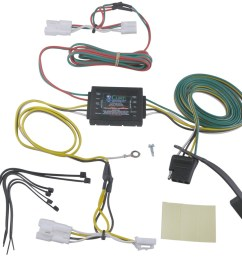 curt t connector vehicle wiring harness with 4 pole flat 4 pin trailer wiring diagram 4 pole solenoid wiring diagram [ 1000 x 916 Pixel ]