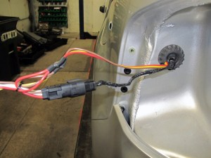 2013 Ford Edge Curt TConnector Vehicle Wiring Harness