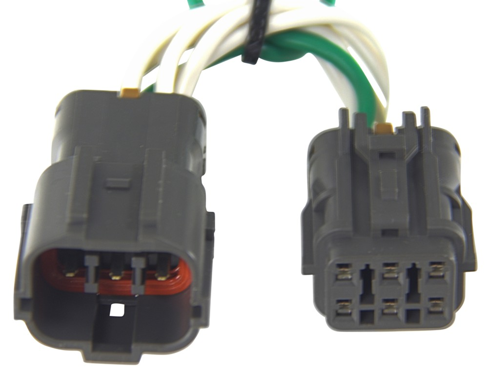Gmc Trailer Wiring Connector