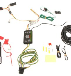 curt t connector vehicle wiring harness with 4 pole flat trailer curt t connector vehicle wiring [ 1000 x 858 Pixel ]