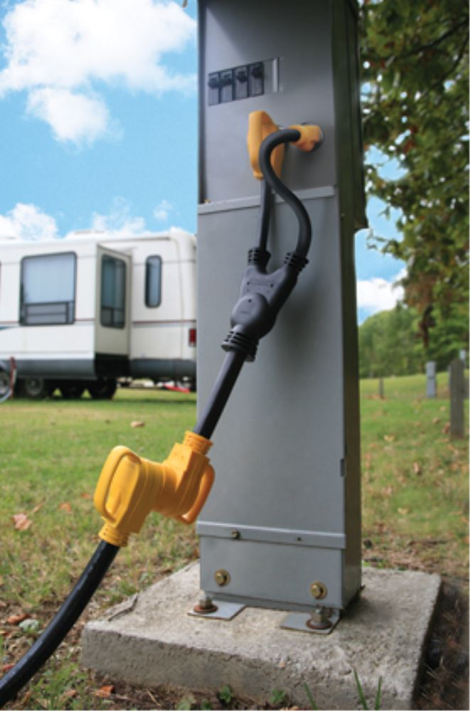 50 Amp Wiring Diagram That Makes Rv Electric Wiring Easy