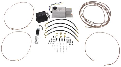 HydraStar Electric-Hydraulic Actuator w/ Line Kit for Disc