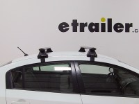 Roof Rack for Nissan Sentra, 2011 | etrailer.com