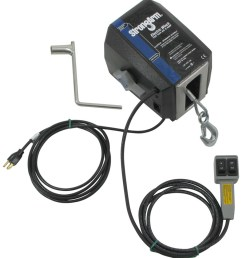 dl24962 plug in remote dutton lainson ac winch [ 907 x 1000 Pixel ]