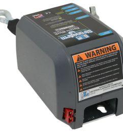 dutton lainson strongarm electric winch marine 9 000 lbs dutton lainson trailer winch dl25215 [ 1000 x 892 Pixel ]