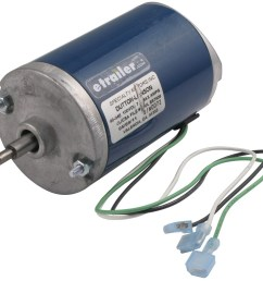 replacement motor for dutton lainson 120 volt ac powered winches dutton lainson accessories and parts dl304921 [ 1000 x 973 Pixel ]