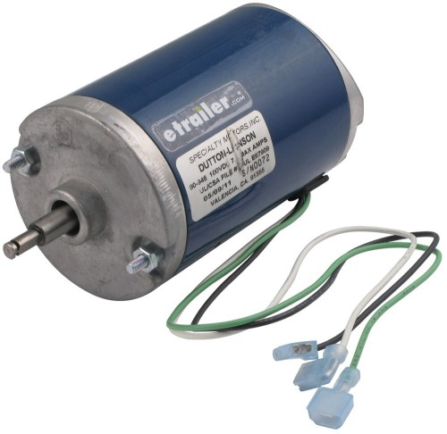 small resolution of replacement motor for dutton lainson 120 volt ac powered winches dutton lainson accessories and parts dl304921