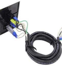 valterra ez valve electric waste valve for rv black water tank 3 diameter valterra rv sewer e1003vp [ 1000 x 942 Pixel ]