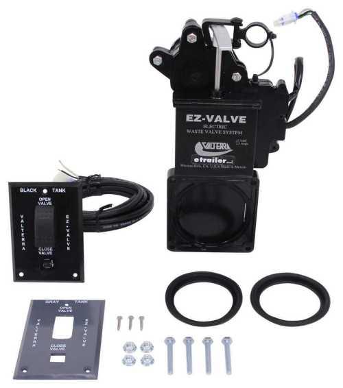 small resolution of valterra ez valve electric waste valve for rv black water tank 3 diameter valterra rv sewer e1003vp
