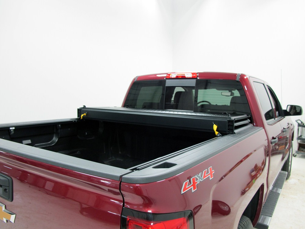 2015 Chevrolet Silverado 1500 Tonneau Covers Extang