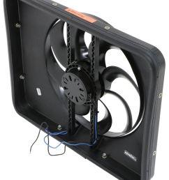 flex a lite 15 black magic xtreme electric radiator fan with shroud thermostat controller flex a lite radiator fans flx180 [ 810 x 1000 Pixel ]