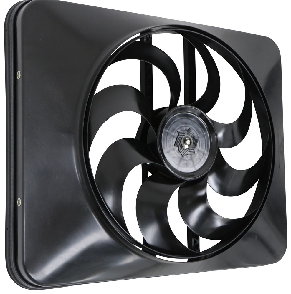 medium resolution of flex a lite 15 black magic xtreme electric radiator fan with shroud thermostat controller flex a lite radiator fans flx180
