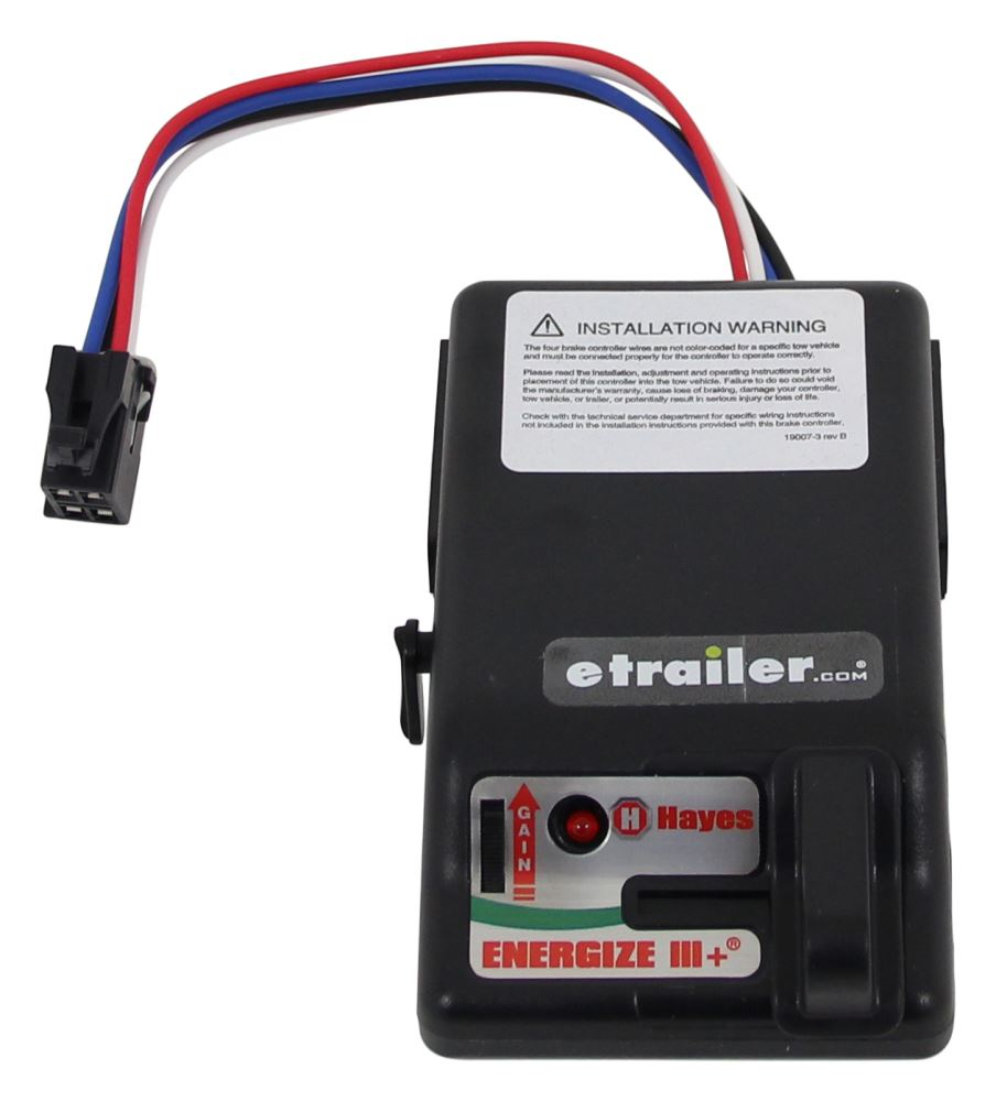 hight resolution of hayes lemmerz energize iii 43 electric trailer brake controller proportional hayes brake controller ha81742b