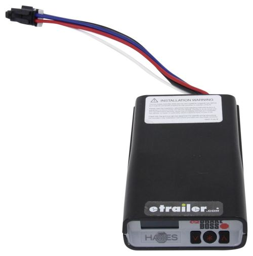 small resolution of hayes g2 brake boss trailer brake controller w mounting sleeve 1 to 4 axles proportional hayes brake controller ha81792bb