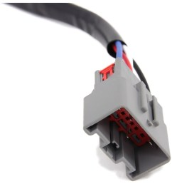 custom wiring adapter for hayes brake controllers dual plug hayes hayesr 81794hbc ford f150 2011 wiring harness [ 956 x 1000 Pixel ]