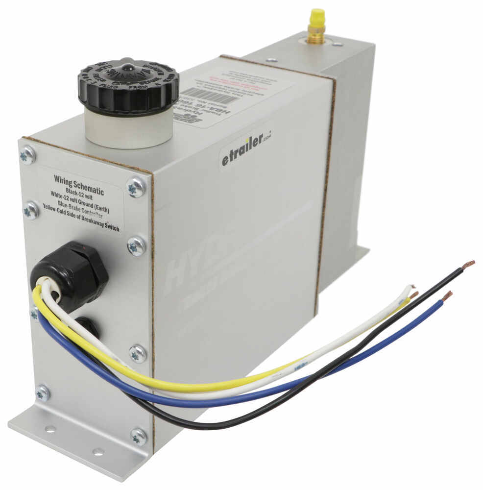 medium resolution of hydrastar electric over hydraulic actuator for disc brakes 1 600 psi hydrastar brake actuator hba16