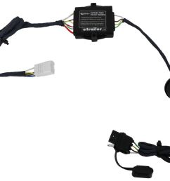 hopkins plug in simple vehicle wiring harness with 4 pole flat trailer connector hopkins custom fit vehicle wiring hm11143865 [ 1000 x 833 Pixel ]