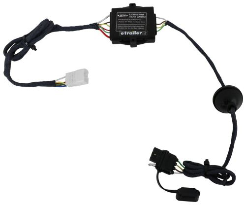 small resolution of hopkins plug in simple vehicle wiring harness with 4 pole flat trailer connector hopkins custom fit vehicle wiring hm11143865