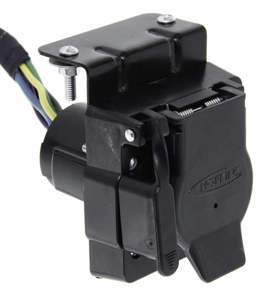 medium resolution of hm43385 custom fit hopkins trailer hitch wiring