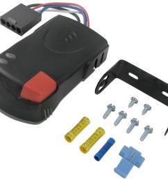 hopkins agility trailer brake controller plug in 1 to 4 axles proportional hopkins brake controller hm47294 [ 1000 x 855 Pixel ]
