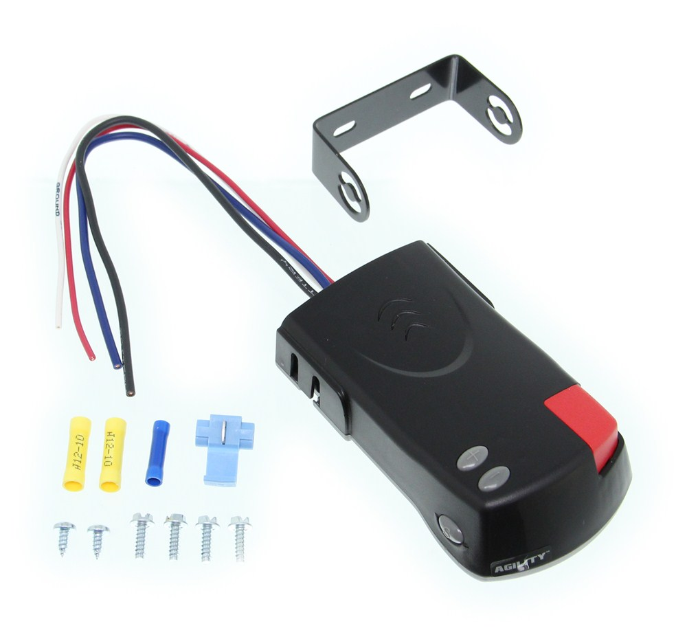 medium resolution of hopkins agility trailer brake controller hardwire 1 to 4 axles proportional hopkins brake controller hm47295