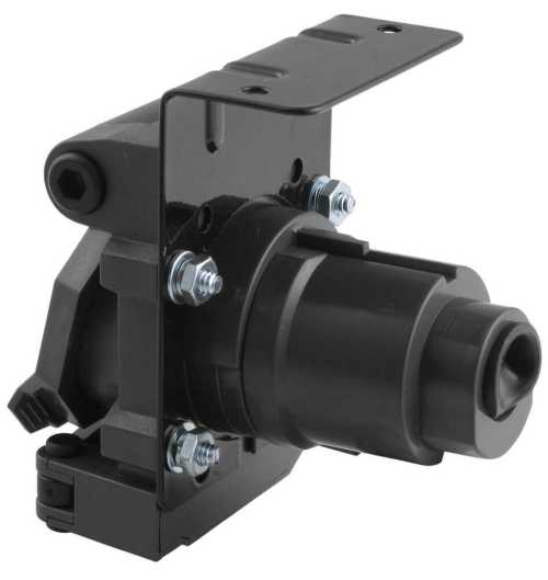 small resolution of hopkins endurance multi tow 7 5 and 4 way flat trailer connector vehicle end ergonomic design hopkins wiring hm48470