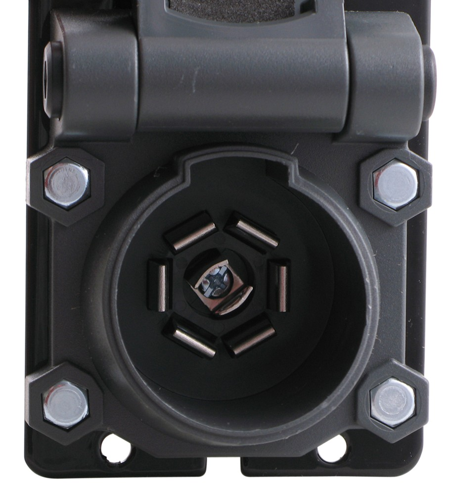 medium resolution of hopkins endurance 7 way trailer connector socket vehicle end ergonomic design hopkins wiring hm48480