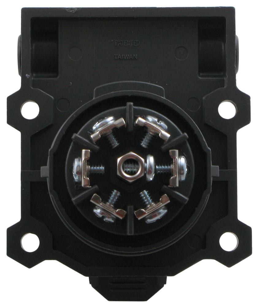 hight resolution of hopkins endurance 7 way trailer connector socket vehicle end ergonomic design hopkins wiring hm48480