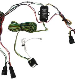 hopkins custom tail light wiring kit for towed vehicles wiring harness hm56002 [ 1000 x 839 Pixel ]