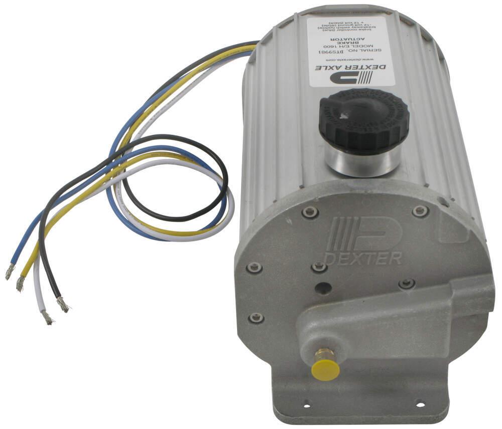 medium resolution of dexter dx series electric over hydraulic brake actuator for disc brakes 1 600 psi dexter axle brake actuator k71 651