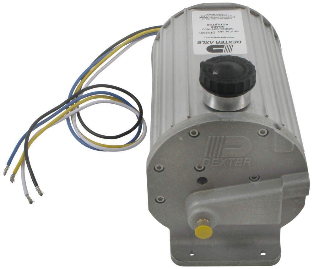 hight resolution of dexter dx series electric over hydraulic brake actuator for disc brakes 1 600 psi dexter axle brake actuator k71 651
