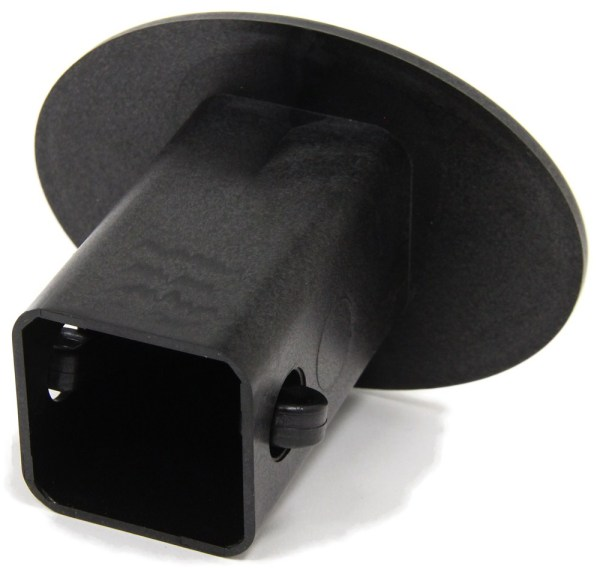 Trailer Hitch Receiver Covers