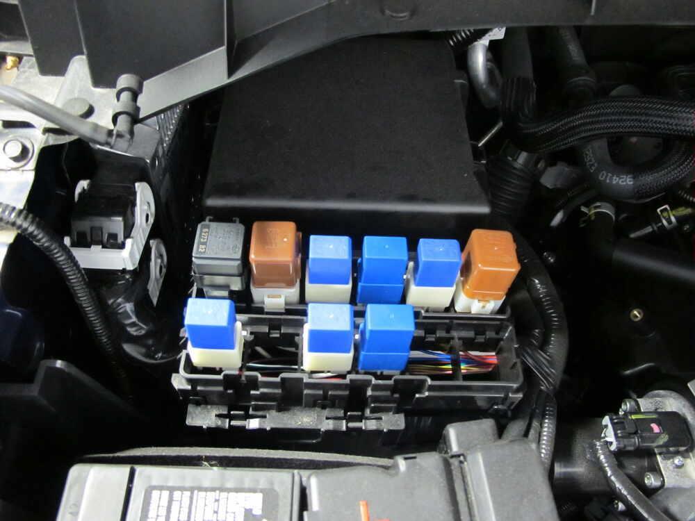 Nissan Titan Wiring Harness