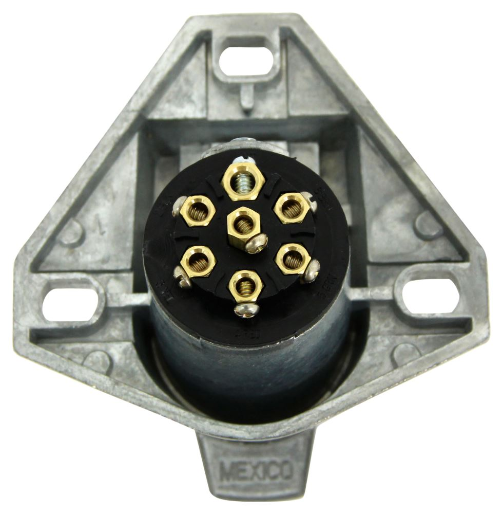 Trailer Wiring Connectors 7 Pin