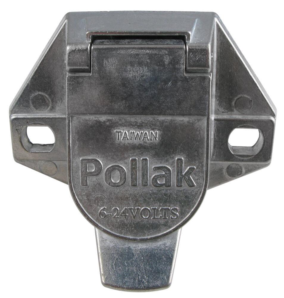 medium resolution of pollak trailer connectors pk11720