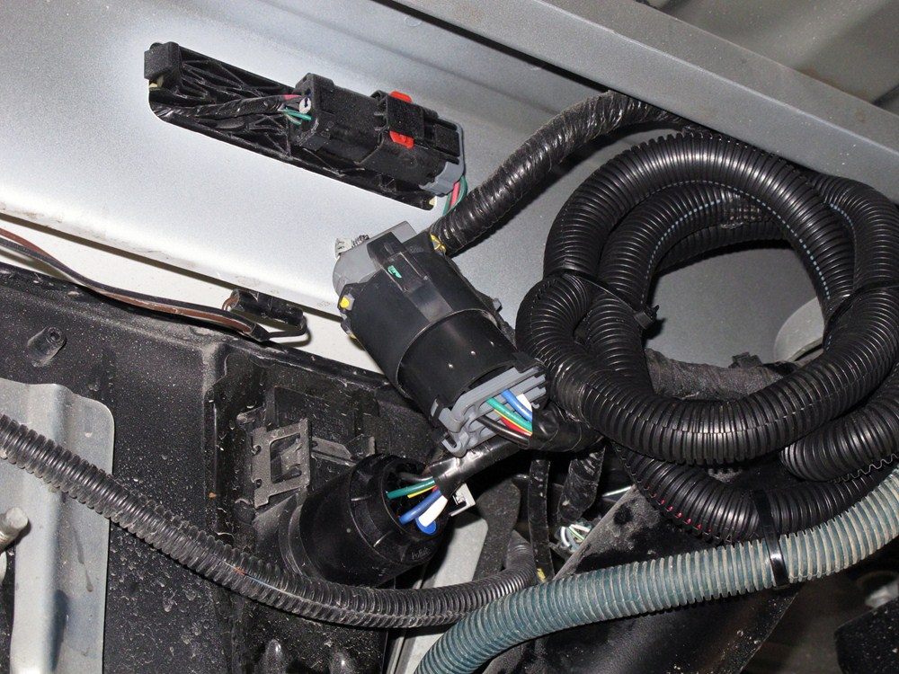 Pollak 5th Wheel And Gooseneck Trailer Connector Wiring Harness W T