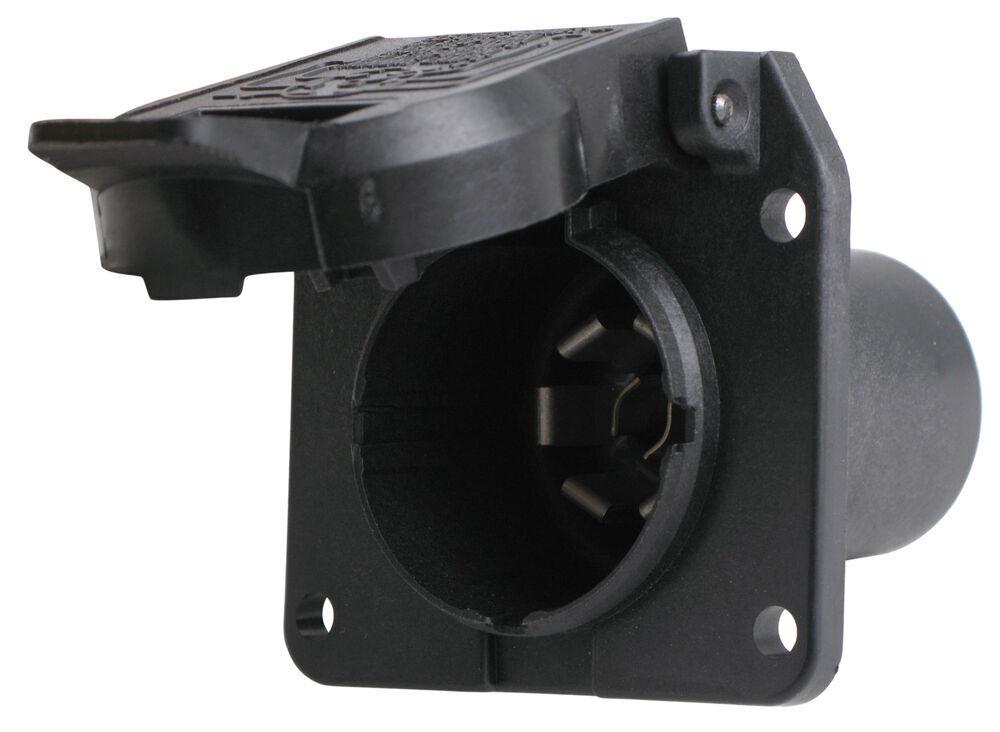 Semi 7 Pin Trailer Plug Wiring Diagram Further 7 Pole Trailer Plug