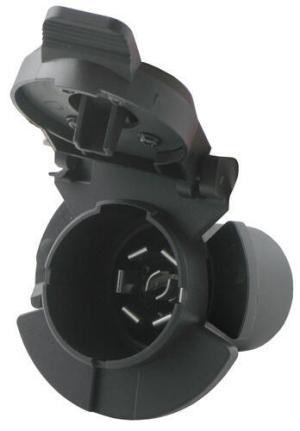 Twistin, 7Pole, RVStyle Trailer Connector for Chevy and
