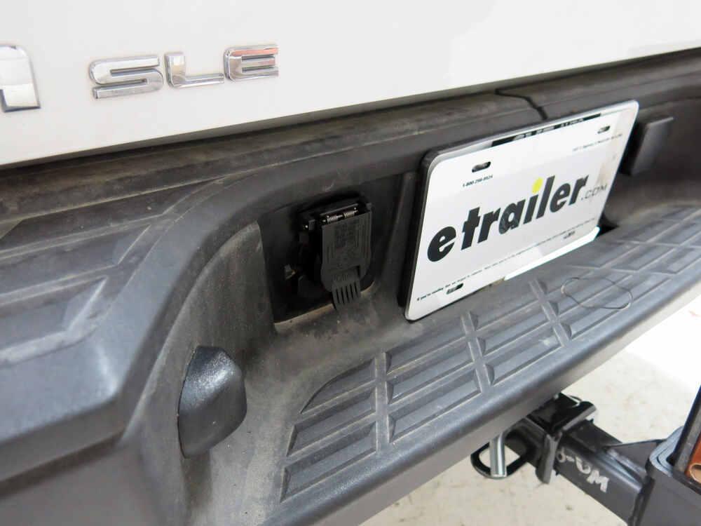 Chevy Silverado Trailer Wiring Adapter