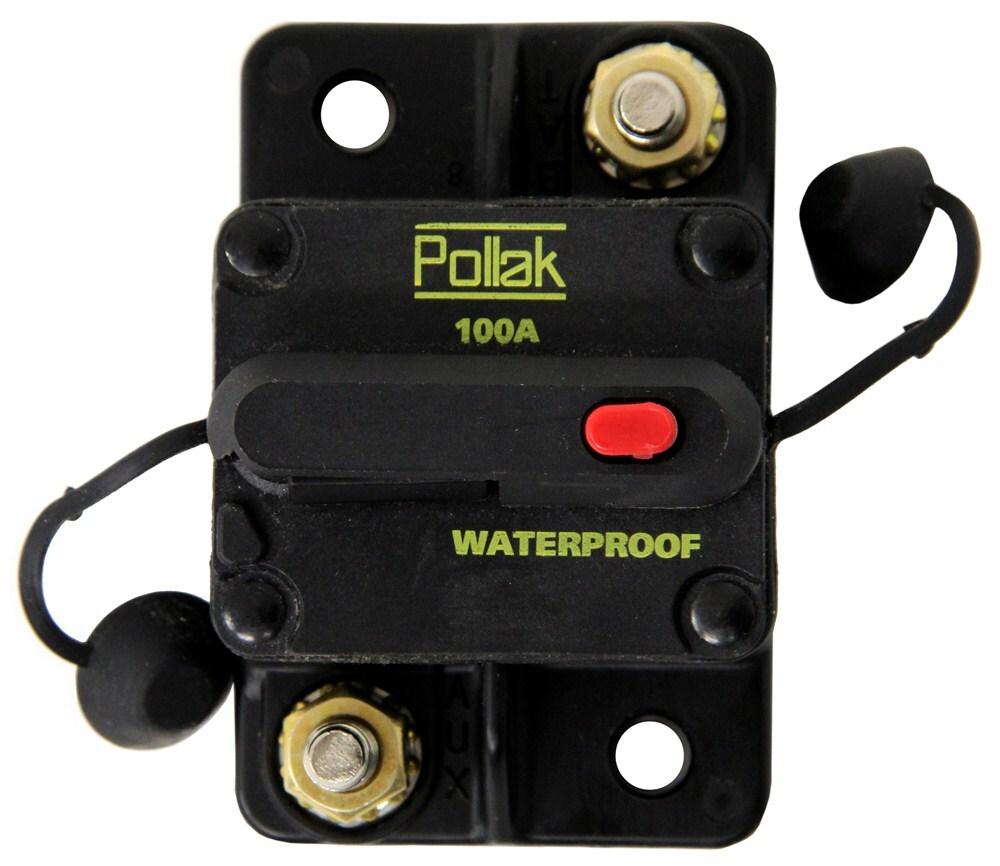 medium resolution of pollak circuit breaker 100 amp surface mount manual reset plastic type iii pollak accessories and parts pk54871pl