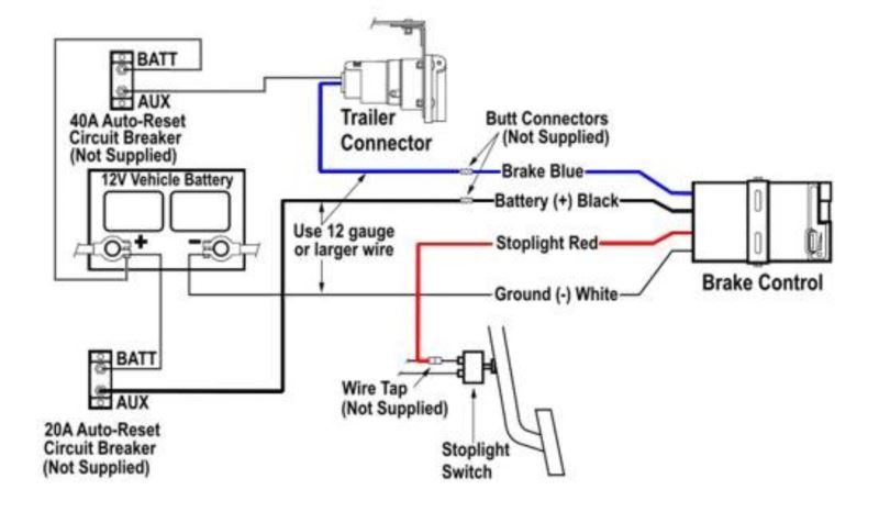 Tekonsha Brake Controller Wiring Diagram Voyager Xp Brake Controller Wiring DiagramDesign  sc 1 st  efcaviation.com-Wiring and Diagram Image Collection : tekonsha brake controller wiring - yogabreezes.com
